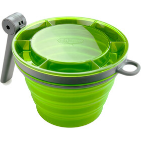 GSI Collapsible Fairshare Gobelet 651ml, green